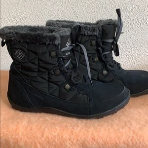 Columbia Minx Shorty Boots